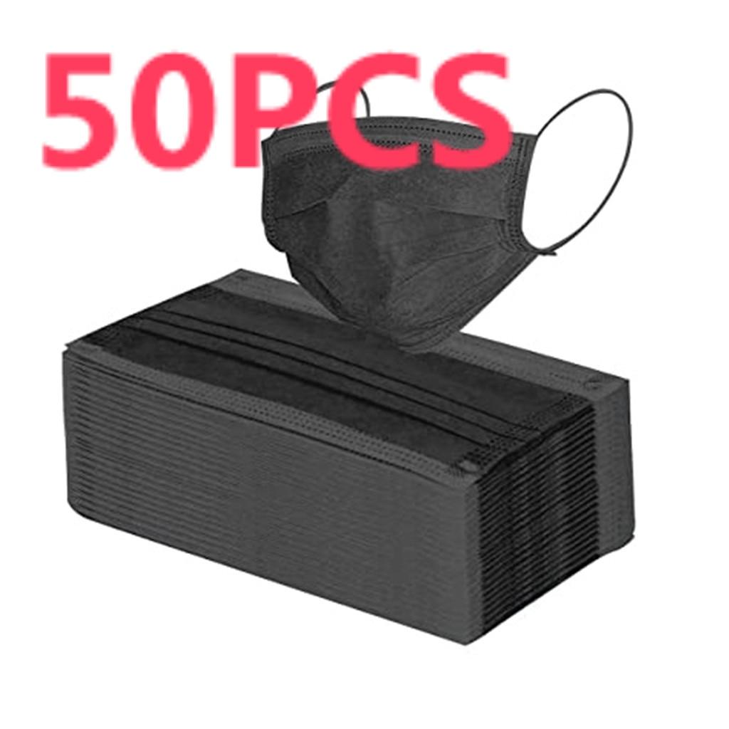 Black Mask 50pc