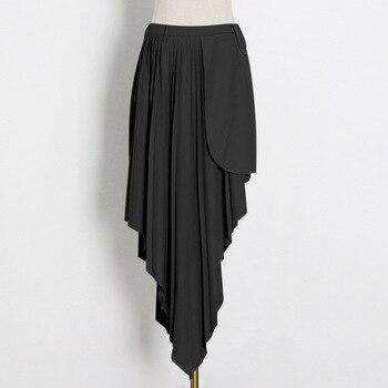 MOZISION Irregular Elegant Blazer For Women Notched Long Sleeves Lace Up Bowknot Blazers Female 2021 Spring Fashion New Coat 9
