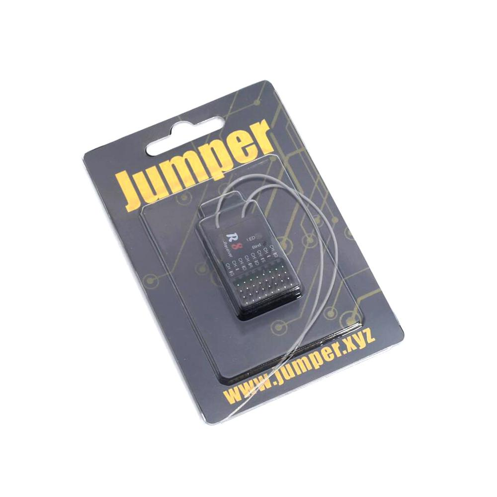 Jumper R8 R1 Receiver 16CH Sbus For T16 Plus For Frsky D16 D8 Mode Radio Remote R8 Only For PIX PX4 APM Flight Controller