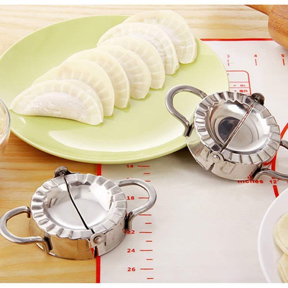 Set Of Dumpling Mould Hot Sale Dumpling Pie Ravioli Making Mold Mould Kitche