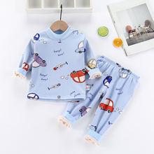 Зимняя Рождественская Детская домашняя одежда mudipanda 2021