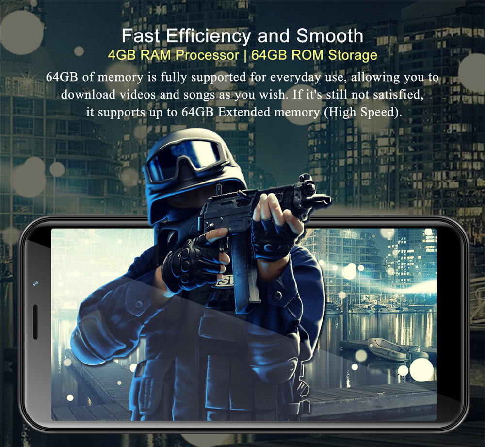 Fast Efficiency and Smooth