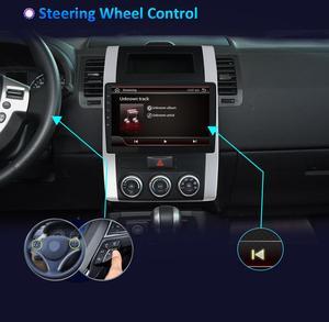 Image 4 - Bosion รถวิทยุมัลติมีเดีย DVD Video Player นำทาง GPS Android 10.0 2G 32G สำหรับ Nissan X Trail XTrail X Trail T32 T31 กล้อง