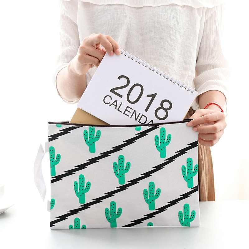 2020 Folder Dokumen Tas Portabel Tas File A4 Tas Penyimpanan Laptop Organizer Bisnis Tas Organizer untuk Kebutuhan Kantor
