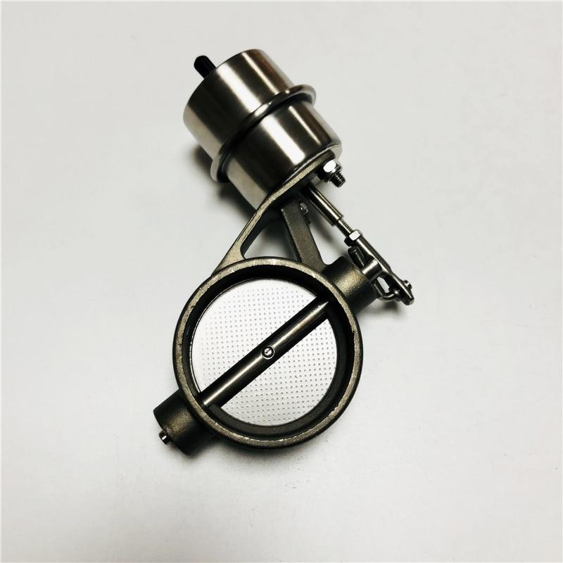 Заводской прямой 1 комплект управления выпускной клапан/вырез беспроводной пульт дистанционного управления Лер переключатель для автомобиля выхлопной системы комплект управления 51.60.63.70.76MM - Цвет: 63MM