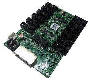 Image 3 - LINSN RV908M32 קבלת כרטיס בקרת תצוגת LED מערכת, מציע 1/32 סריקה מלא צבע LED מודול