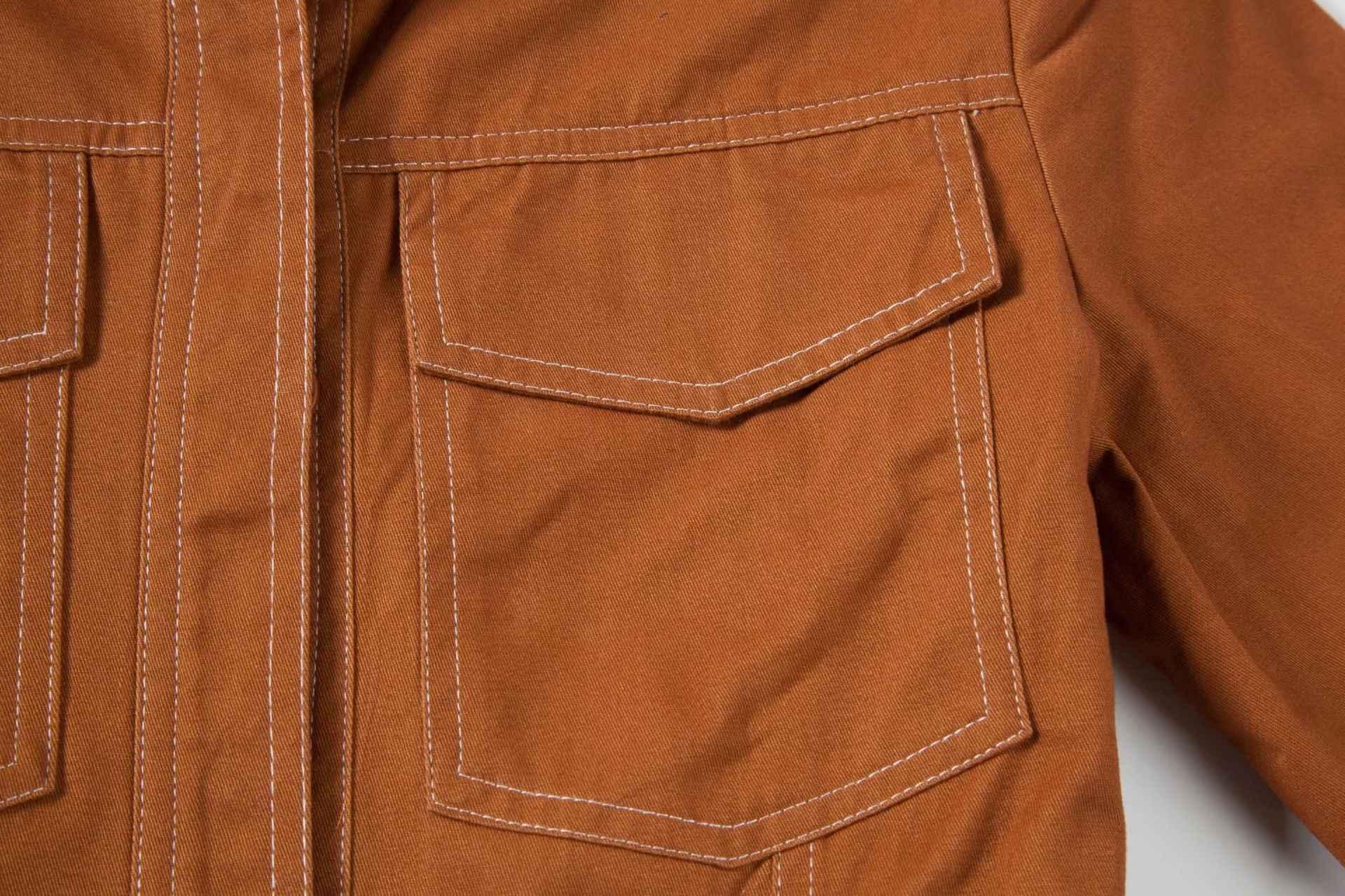 Винтажный пояс, карманы деним женский комбинезон 2019 осень отложной воротник женские длинные джинсовые костюмы повседневные Комбинезоны Новинка