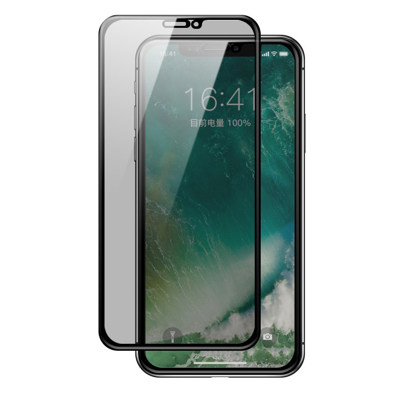 Apple 11 Privacy Filter IPhone X Tempered Glass X R Anti Spy 7 P Full Screen Phone Protector 11pro Anti Spy MAX Applicable