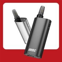 Neueste IUOC 3 0 heizung ohne brennen Verdampfer 2900mah vape kit Unterstützung regelmäßige zigaretten elektronische zigarette schmeckt besser