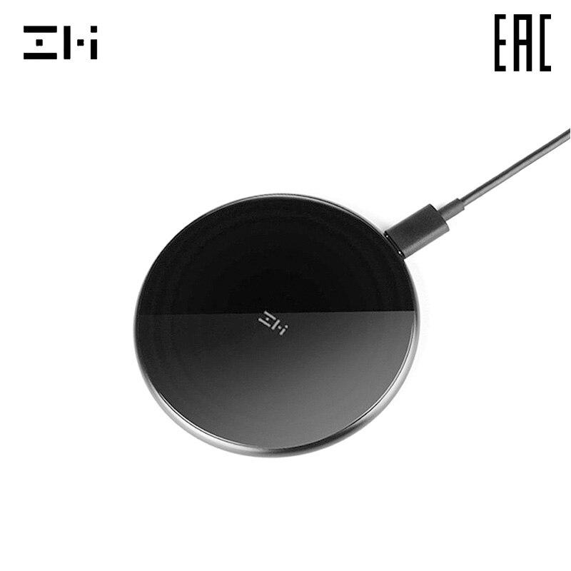 ZMI WTX10 Беспроводное зарядное устройство Xiaomi быстрая зарядка для смартфона Iphone 10 samsung iPad Mi зарядки без проводов