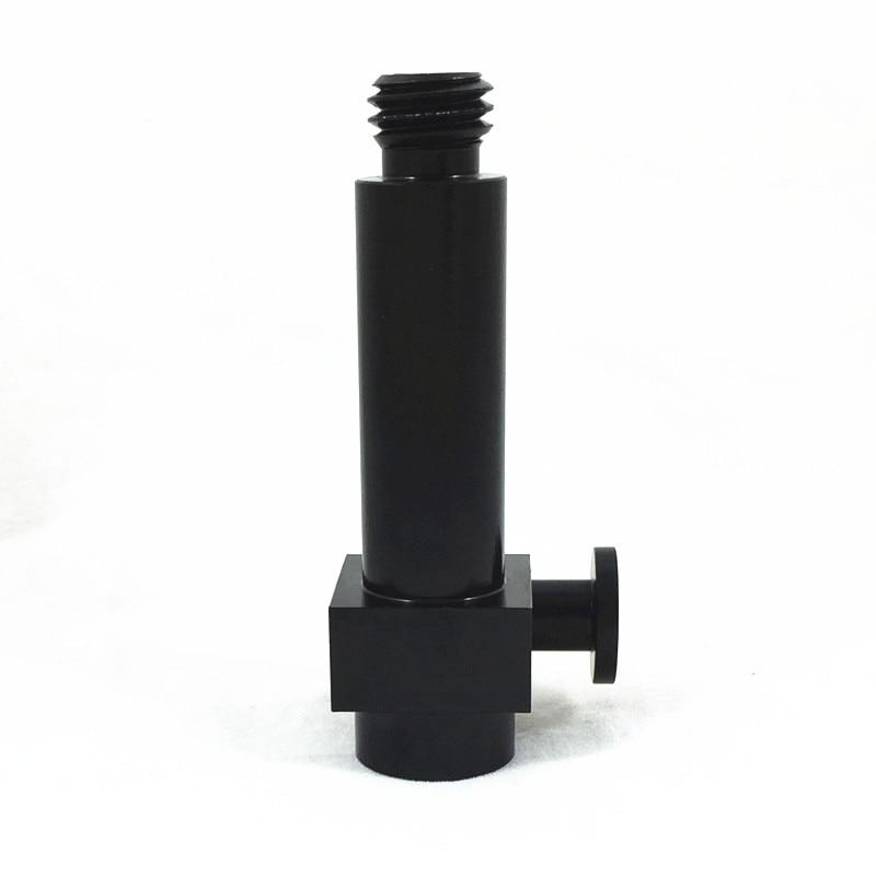 Alta qualidade novo adaptador de liberação rápida para prisma pólo gps levantamento seco topcon trimble