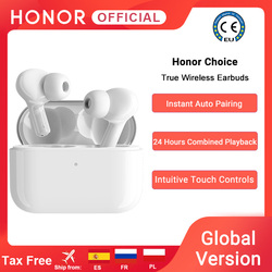 Global Version Honor Choice True Wireless Earbuds TWS Wireless Bluetooth Earphone Dual-microphone Noise Reduction Bluetooth 5.0