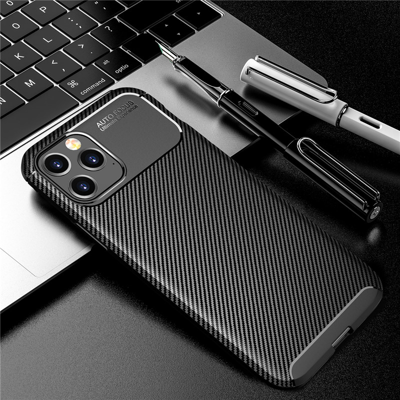 For iPhone 12 Pro Max Case 12 Mini SE 2020 11 Pro Max X XR XS 10 7 8 6 6S Plus Soft Silicone Protective Bumper Back Phone Cover