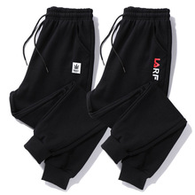 Autumn Men Casual Pants Mens Jogger Sweatpants Sportswear Trousers Stretch Little Pants Pants Man Baggy Plus Size 6XL 7XL 8XL