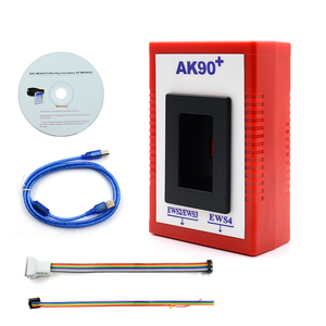 Image 2 - V3.19 AK90 For BMW AK90+AK90 Key Programmer Tool For All EWS AK 90 Key Maker AK 90 With Car Styling Free Ship