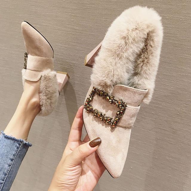 New Fashion Shallow Pumps  Woman Shoes  4