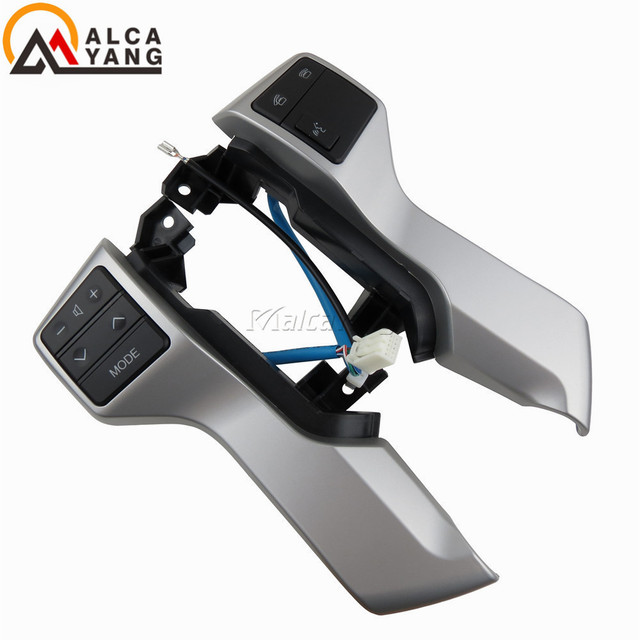 Steering Wheel Combination Control Switch 84250 60140 For Toyota Land Cruiser Prado 150 GRJ150 KDJ150 Car styling