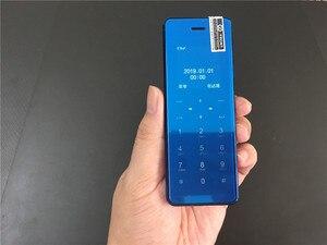 Image 5 - ULCOOL V99 נייד טלפון עם סופר מיני Ultrathin כרטיס מתכת גוף Bluetooth 2.0 חייגן אנטי אבוד FM MP3 כפולה ה SIM כרטיס מיני טלפון