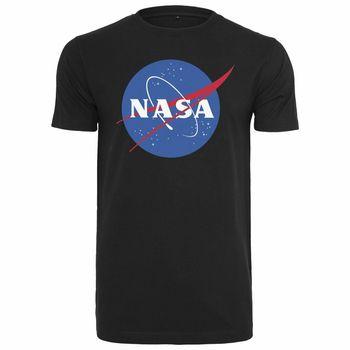 Koszulka męska Mister Tee-NASA USA tanie i dobre opinie Na zakupy CN (pochodzenie) Na wiosnę i lato Z okrągłym kołnierzykiem tops SHORT COTTON Na co dzień Drukuj