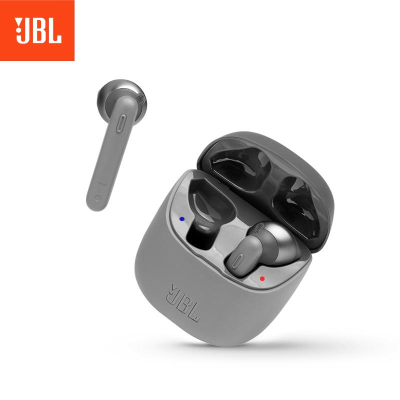 JBL TUNE225TWS True Wireless Bluetooth Headset 225 TWS Call Noise Reduction Mobile Phone Music Semi-in-ear headset Stereo