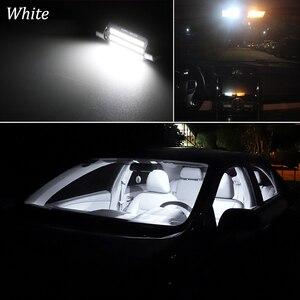 Image 4 - 100% ホワイト can バスの led 車のインテリアライトパッケージ bmw E36 E46 E90 E91 E92 E93 M3 led インテリアライト (1990 2013)
