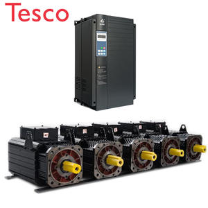 hot sale AC 20kw servo motor with driver for injection machinery and equipment