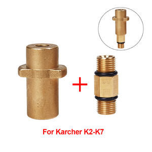 High Pressure Washer Adapter Car Washer Nozzle For Karcher K Series Snow Foam Lance Foam