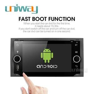Image 2 - Uniway ALLFKS7071 2G + 32G android 9.0 Ford Mondeo için araba dvd c max odak galaxy S fusion ranger kaçış keşif fiesta