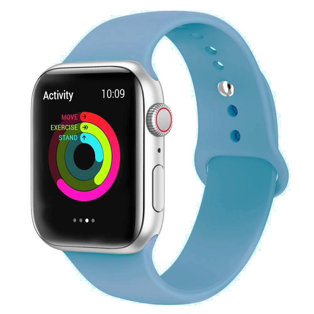 Silicone Rubber Band for Apple Watch 62