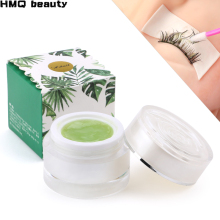 Grafting Eyelash Unloading Glue 100% Pure Plant Formula Safe and Non-irritating Remove 15G Extension Tool