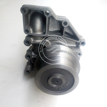 Excavator spare parts X15 QSX15 diesel Engine Water Pump 4089908 3800495 4024845 4025097 4923759 3680411 4059254 4920463 radiator for weifang 495 k4100 r4105 r6105 diesel engine spare parts