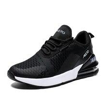 Air Cushion Men Sneakers Breathable 270 Womens Running