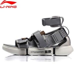 Image 1 - Li ning の男性 pfw エッセンス 2.0 プラットフォームバスケットボールレジャー靴ライトウェアラブルライニング李寧スポーツシューズスニーカー AGBN079 YXB221