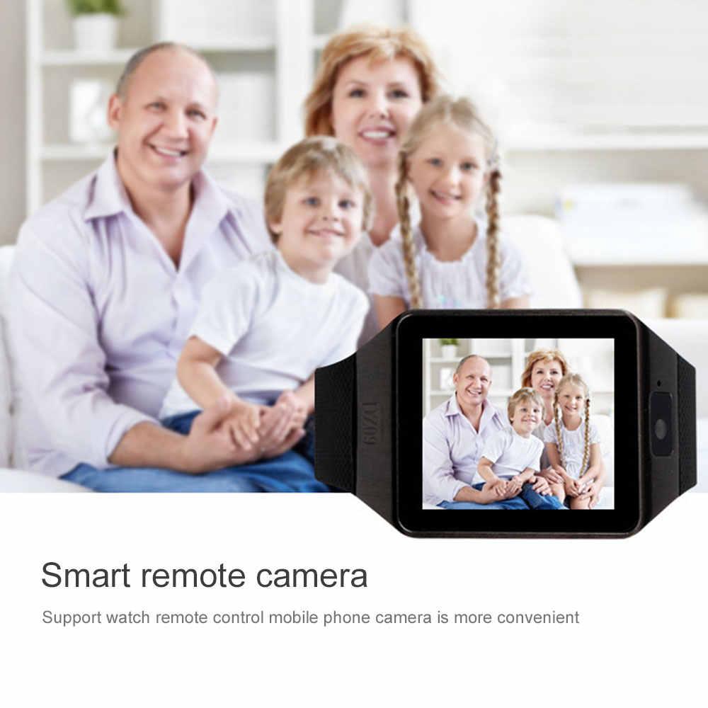 Smartwatch DZ09 חכם שעון תמיכה TF SIM מצלמה גברים נשים ספורט שעון יד Bluetooth עבור סמסונג Huawei Xiaomi אנדרואיד טלפון