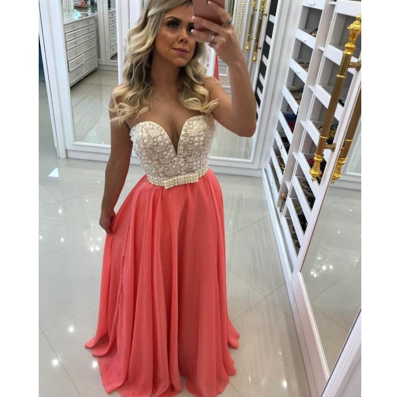 Sexy Plus Size Prom Cocktail Dresses 2019 Arabic Muslim Evening Formal Gown Prom Dress Long