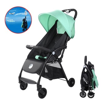 Mini Lightweight stroller Baobaohao Baby stroller Portable Baby  trolley  baby car multicolor High landscape  Baby cart 5 5kg high landscape baby stroller lightweight baby strollers foldable portable four wheel stroller baby carrier pushchair cart