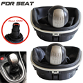 Новинка  скорость 5 6 для Seat Altea 2004-2012 Leon II 2005-2012 Toledo III 2004-2009 с пылезащитный кожух  рукоятка для рычага переключения передач
