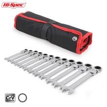 היי Spec 6/8 12pc Multitool מפתחות סט ברגים ברגי מחגר סט של מפתחות גמיש שילוב ברגים רכב תיקון כלי יד כלים