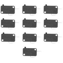 10個16A交換リミットスイッチ電子レンジ洗濯機炊飯器KW1 103大マイクロスイッチ