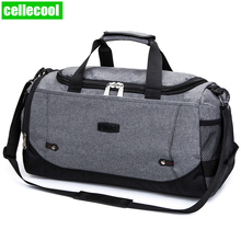 high quality Men Handbags Travel Bags Travel Bag Large Nylon Capacity Weekend Bags Women Multifunctional Travel Bags duffle bag high capacity genuine leather travel bag fashion casual handbags shoulder bag men s duffle travel bags
