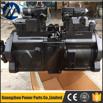 K5V140 Hydraulic Main Pump For Excavator SK350-8