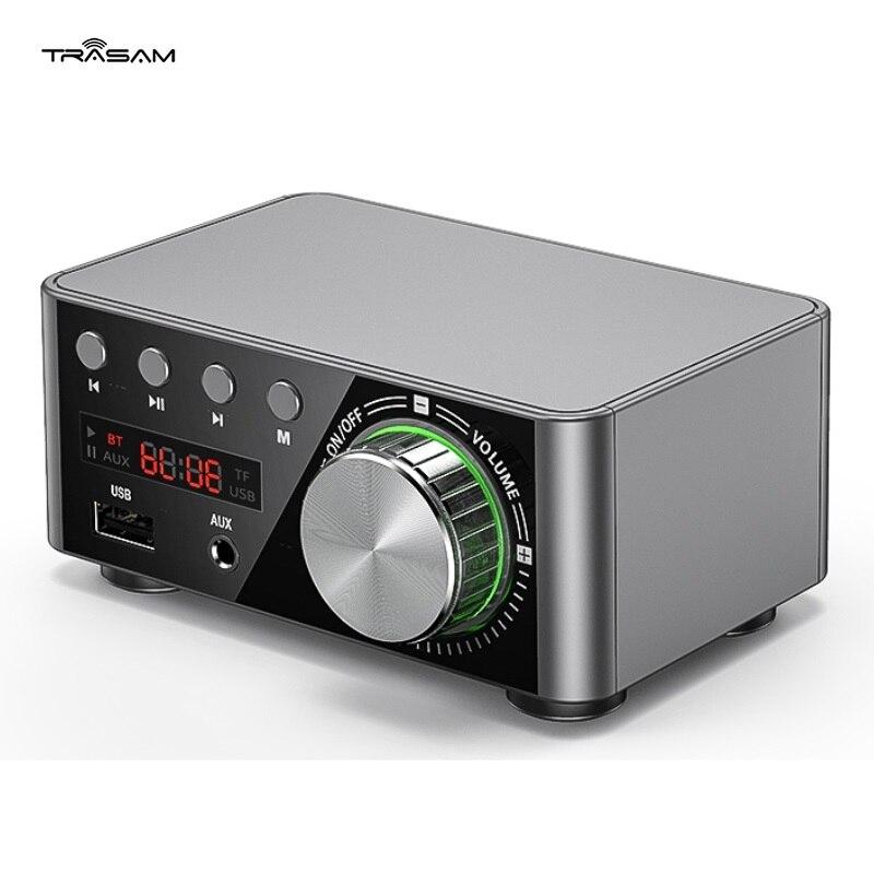 Плата усилителя звука TPA3116, 50 вт x2, Bluetooth 5,0, hi-fi, для домашнего кинотеатра