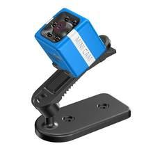 1080p 12mp mini câmera completa hd vídeo cam noite-visão de detecção de movimento de áudio para o bebê pet ao ar livre escritório carro segurança em casa