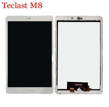 New LCD screen with touch screen For Teclast M8 8.4 inch 2560x1600 touch screen Panel Digitizer Sensor Replacement LCD Display