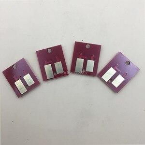 Image 2 - 4 Pz/set C M Y K circuiti integrati della cartuccia di inchiostro di chip SS21 permanente per Mimaki CJV150 CJV300 JV150 JV300 eco solvente plotter stampante
