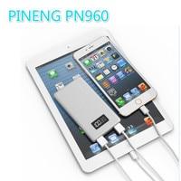 Power Bank PINENG PN 960  6000mAh /  PN 969 20000mAh  for phone power bank /RU|Power Bank|Cellphones & Telecommunications -