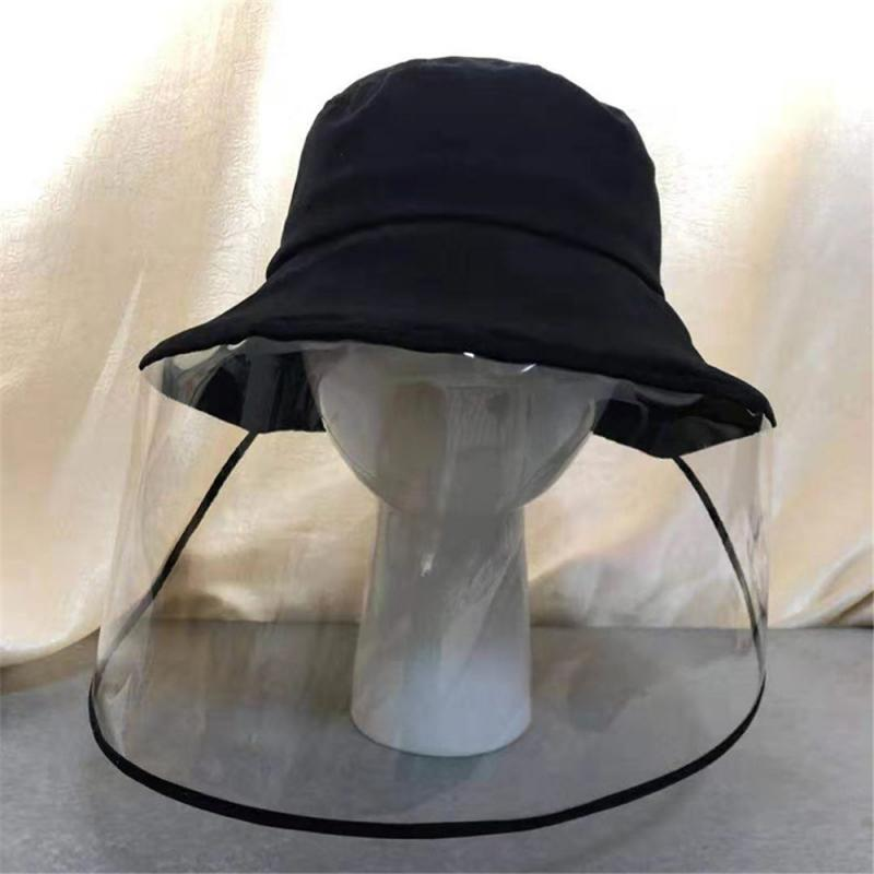2020 New Anti-fog Hats Men Women Dust Protection Bucket Hat Female Outdoor Travel UV Protect Fisherman Hats And Sun Caps #ED