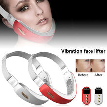 New Ultrasonic Vibration Face Slimming Instrument Double Chi