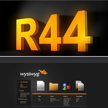 Lighting Interface Software Disco DJ DMX Wysiwyg R44 for USB Wysiwyg Stage Light Effect Design