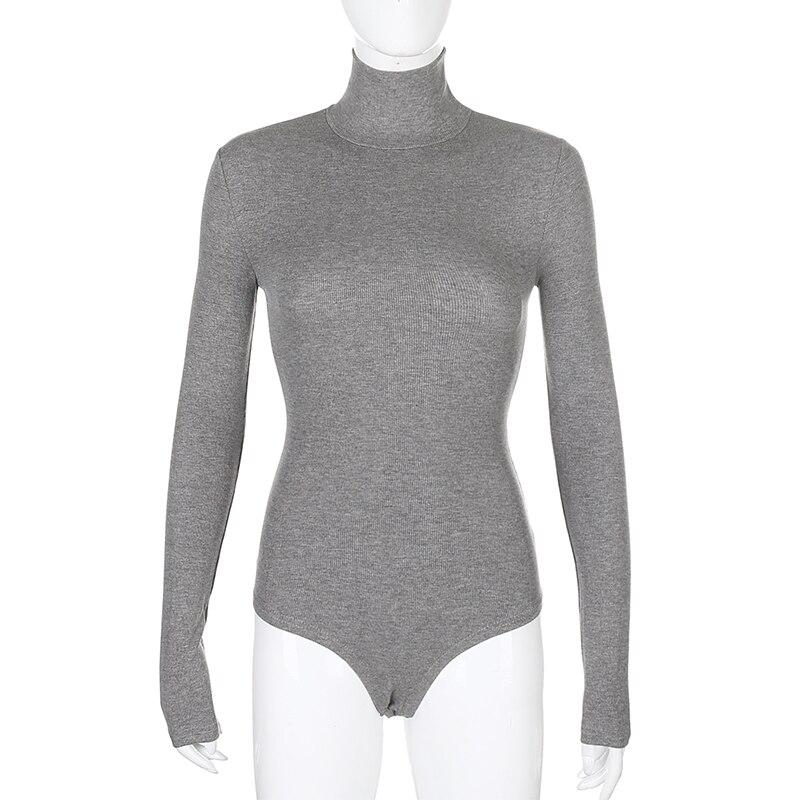 Gray Bodysuit (1)